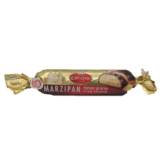 מרציפן מצופה שוקולד מריר