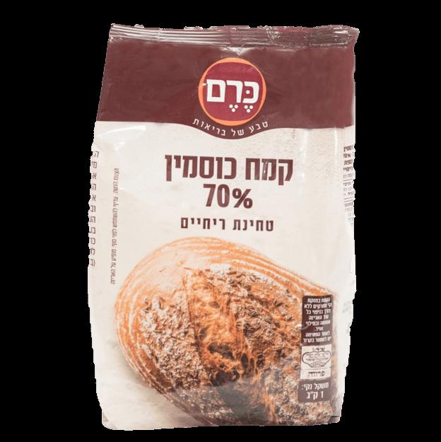 קמח כוסמין מלא 70%